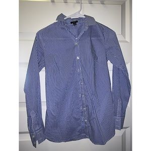 Ann Taylor Button Down